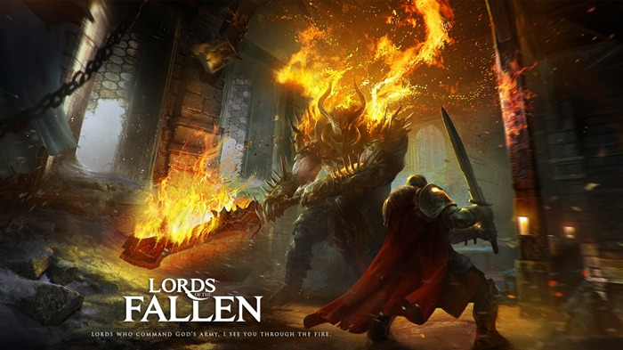 Lords of the Fallen Game HD Wallpaper 01 Views:2472