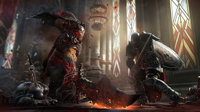 Lords of the Fallen Game HD Wallpaper 03 Views:2586