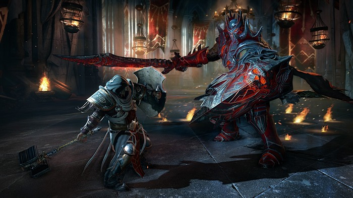 Lords of the Fallen Game HD Wallpaper 04 Views:2852