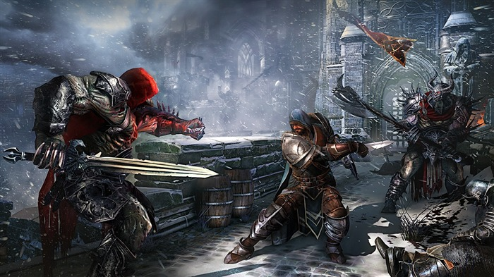 Lords of the Fallen Game HD Wallpaper 05 Views:2512