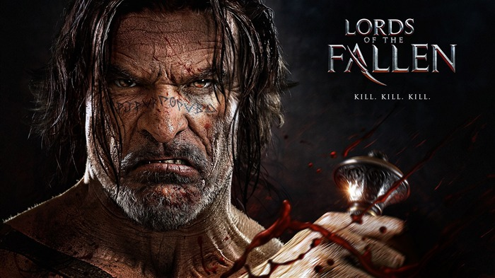 Lords of the Fallen Game HD Wallpaper 07 Views:2338