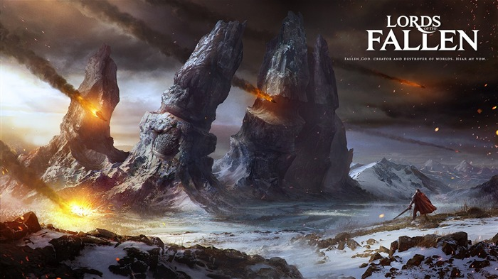 Lords of the Fallen Game HD Wallpaper Views:4328