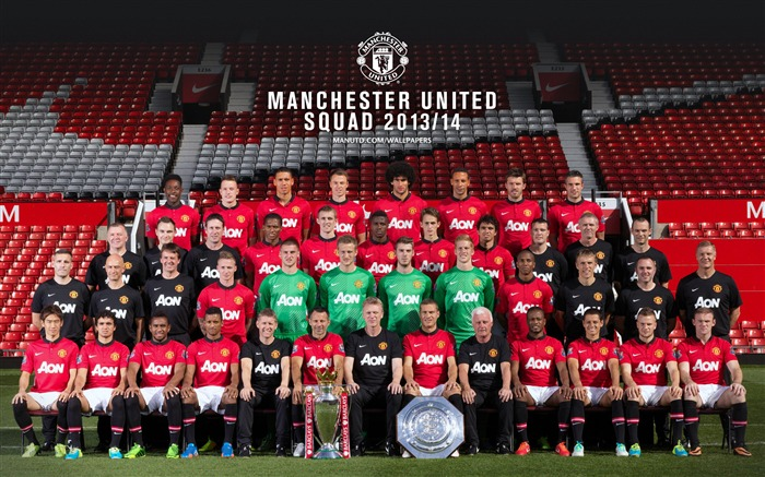 Manchester United 2013-2014 season HD Wallpaper Views:12519