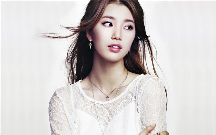 Suzy Korean girls photo HD wallpaper Views:30208