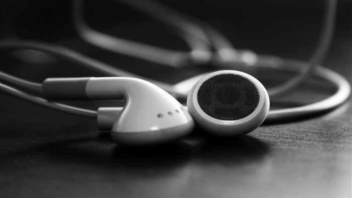apple ipod headphones-Music HD Wallpaper Views:5359