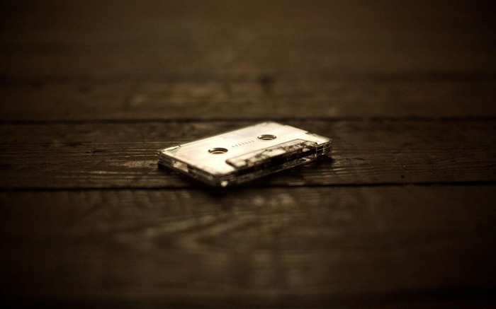 audio cassette-Music HD Wallpaper Views:3458