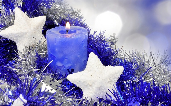 candle decoration new year-holiday theme wallpaper Views:3537