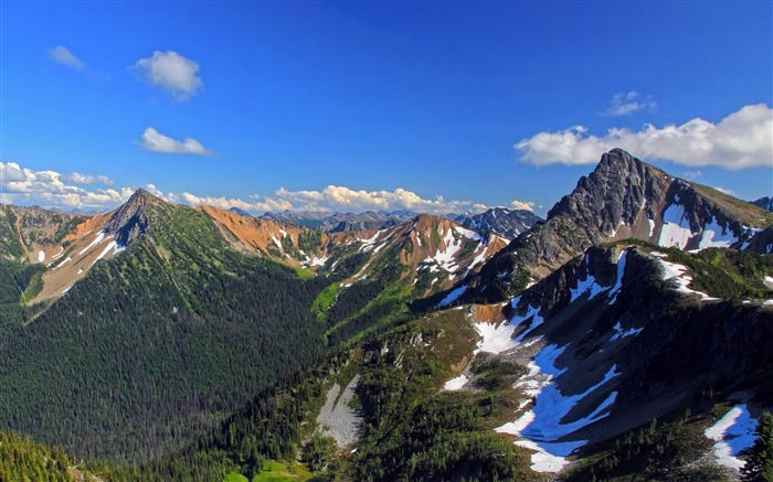 mountains united states-Landscape HD Wallpaper Views:1865