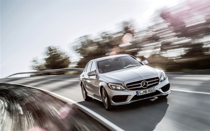 2015 Mercedes-Benz C-Class Car HD Wallpaper Views:6877