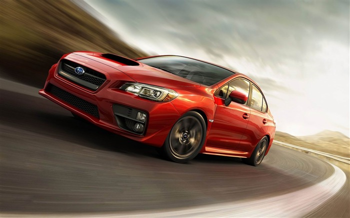 2015 Subaru WRX Car HD Wallpaper 01 Views:3584
