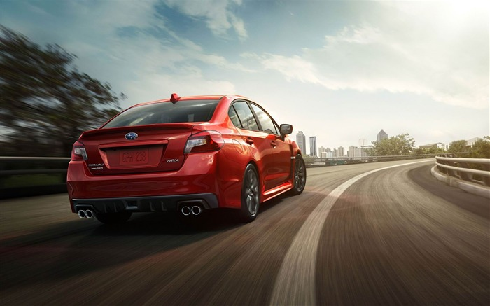 2015 Subaru WRX Car HD Wallpaper 03 Views:3334