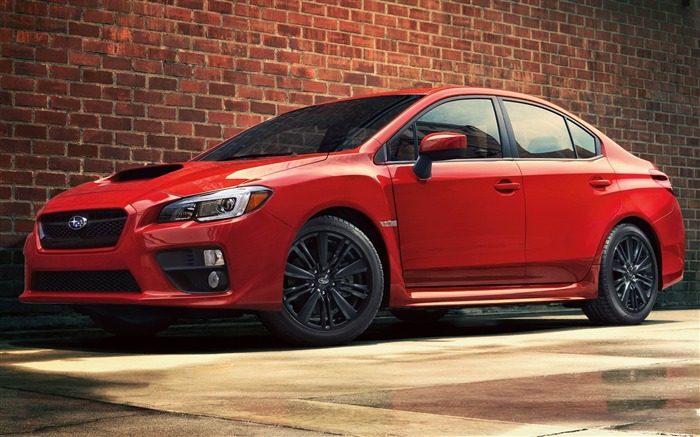 2015 Subaru WRX Car HD Wallpaper 05 Views:3421