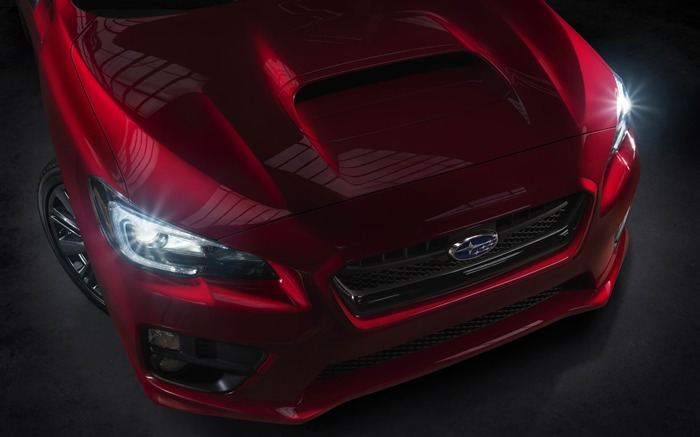 2015 Subaru WRX Car HD Wallpaper 13 Views:2988