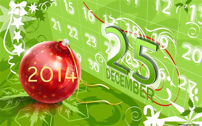 Happy New Year 2014 theme desktop Wallpapers 05 Views:2913