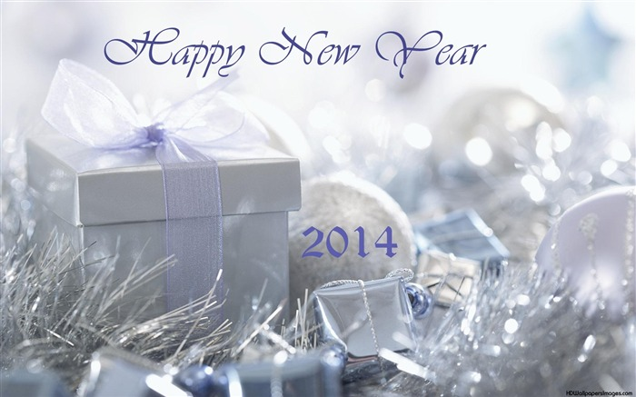 Happy New Year 2014 theme desktop Wallpapers 17 Views:2509