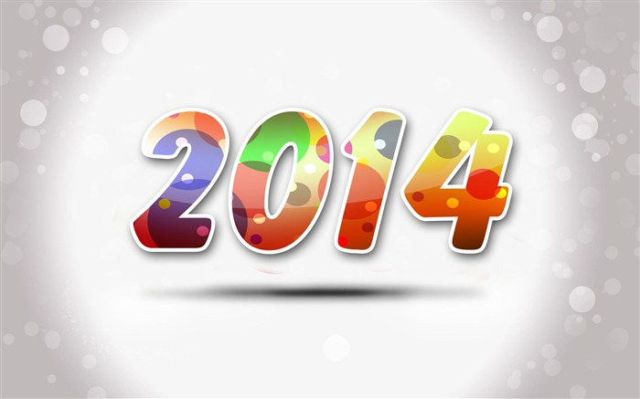 Happy New Year 2014 theme desktop Wallpapers 20 Views:2690