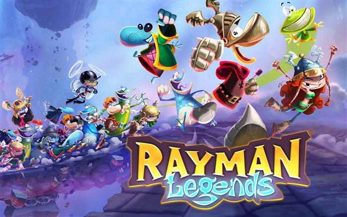 Rayman Legends Game HD Fondos de Escritorio Vistas:13905