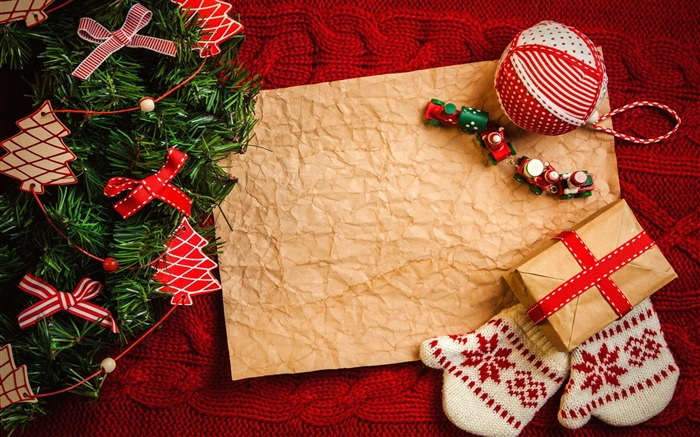 christmas tree gloves jewelry gifts-Holidays wallpaper Views:3992