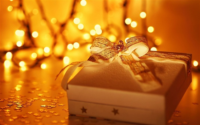 holiday gift box new year christmas-HIGH Quality Wallpaper Views:2557