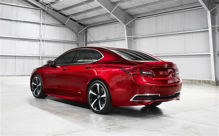 2014 Acura TLX Concept Car HD Wallpaper 01 Views:2872
