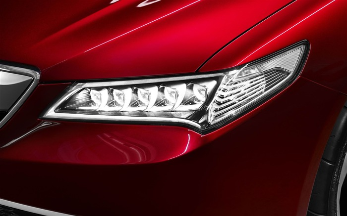 2014 Acura TLX Concept Car HD Wallpaper 05 Views:2994