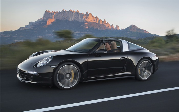 2014 Porsche 911 Targa Car HD Wallpaper Views:10585