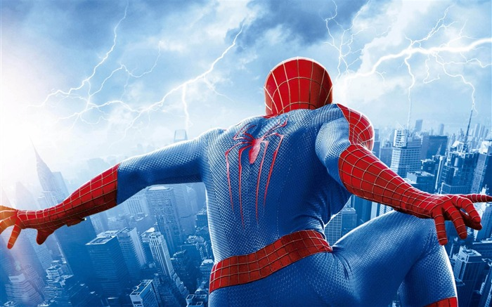 2014 the amazing spider man-Movie HD Wallpaper Views:4187