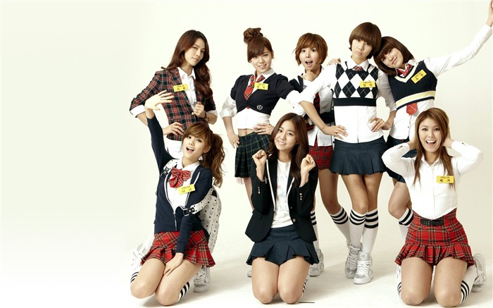 After school Korean girls Photo Wallpaper Views:10785