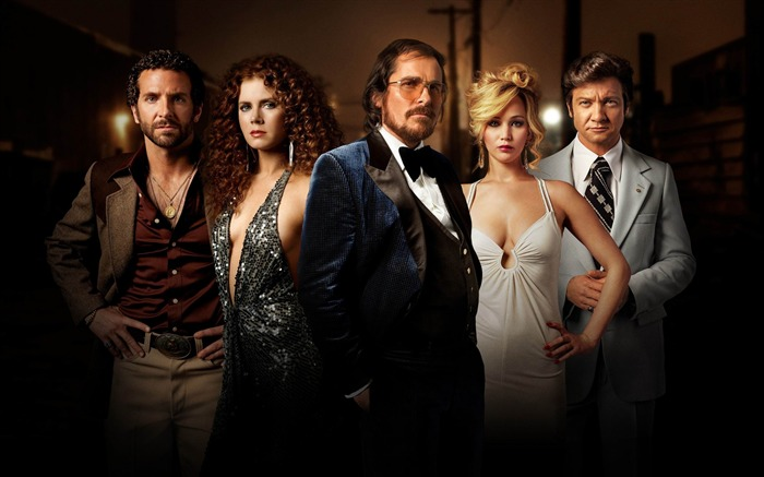 American Hustle-Movie HD Wallpaper Views:4336