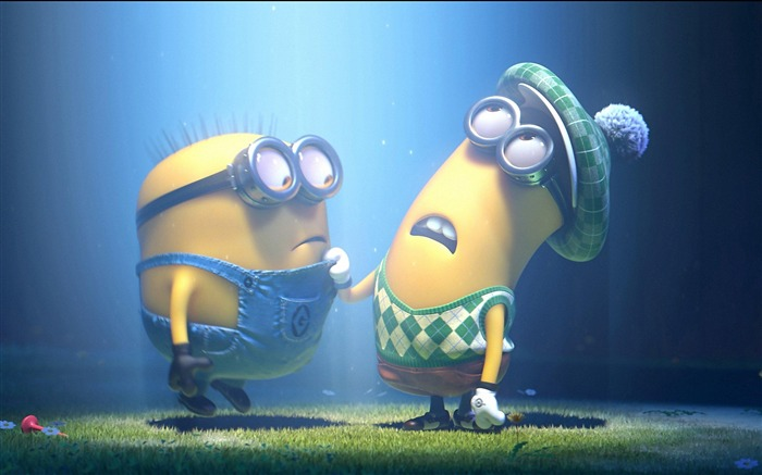 Despicable Me 2 Movie Widescreen HD Wallpaper 04 Views:3207