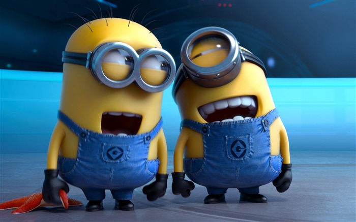 Despicable Me 2 Movie Widescreen HD Wallpaper 09 Views:3401