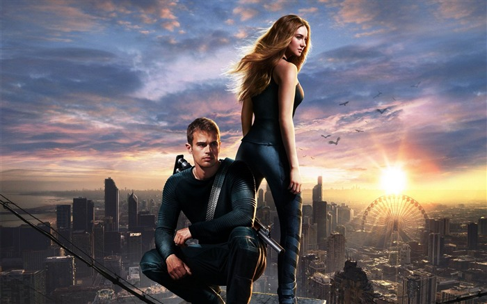 Divergent 2014-Movie HD Wallpapers Views:4934