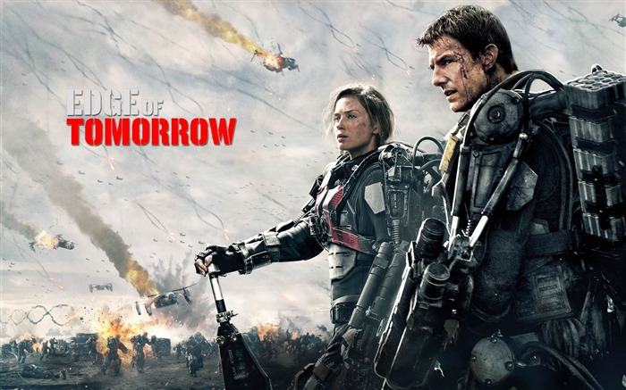Edge of Tomorrow-Movie HD Wallpapers Views:3827