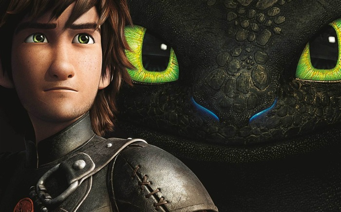 How To Train Your Dragon-Movie HD Wallpapers Views:2156