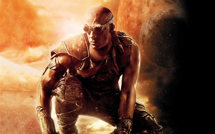 Riddick 2015-Movie HD Wallpapers Views:2773
