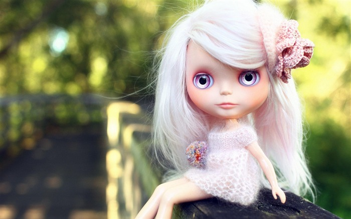 SD dolls cute close-up Photo Wallpaper Views:7361