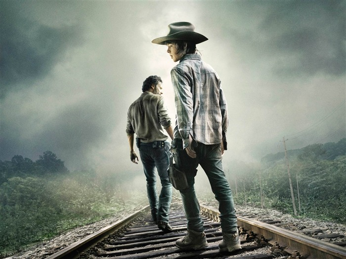 The Walking Dead 2014-Movie HD Wallpapers Views:2338