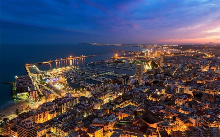 alicante night-HD photography wallpaper Views:6552 Date:1/11/2014 10:59:30 PM