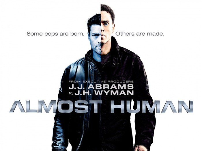 almost human 2013-Movie HD Wallpaper Views:3911