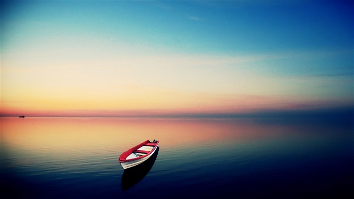 boat sea water surface-Pictures HD Wallpaper Views:2840