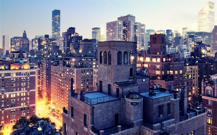 city buildings at night-HD photography wallpaper Views:6214 Date:1/11/2014 11:03:38 PM