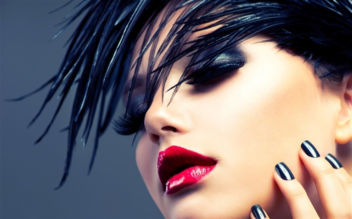 City fashion beauty photo wallpaper Views:14550