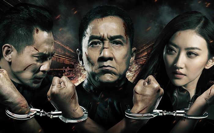 jackie chan police story 2013-Movie HD Wallpaper Views:4185