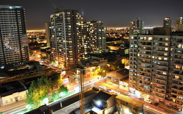 santiago night-HD photography wallpaper Views:5057 Date:1/11/2014 11:09:24 PM
