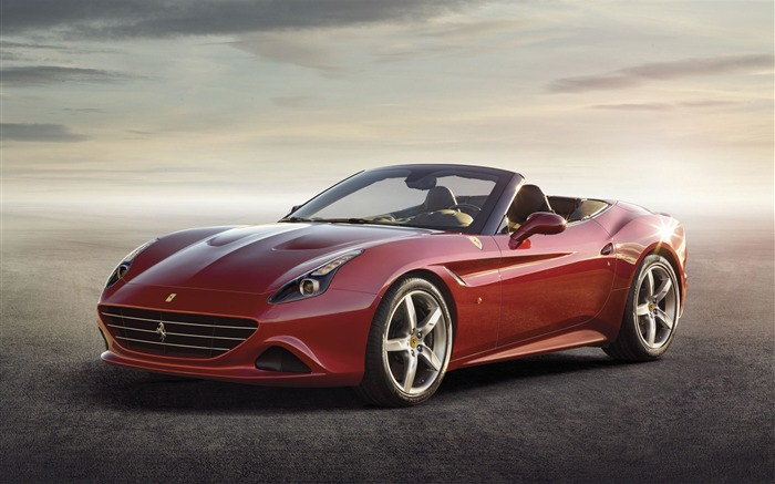 2015 Ferrari California T Auto HD Wallpaper Views:6427