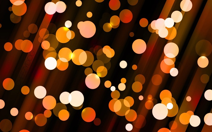 circles light glare bright-Design HD wallpaper Views:5673