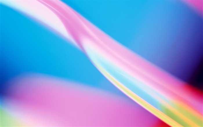 lines wavy bright colorful-Design HD wallpaper Views:4081