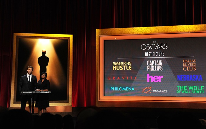 2014 The Oscars 86th Academy Awards Wallpaper 05 Views:3254
