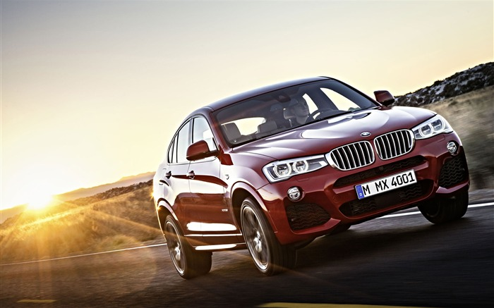 2015 BMW X4 Auto HD Wallpaper Views:6494