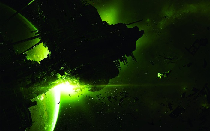 Alien Isolation-Game Wallpaper Views:4199
